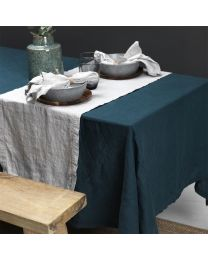 Table Cloth Washed Linen