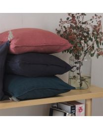 Cushion Cover Washed Linen 50x50 cm